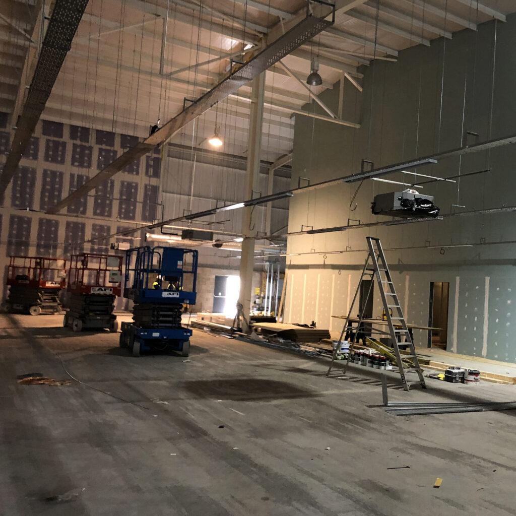 Installation & Refurbishment Lancashire