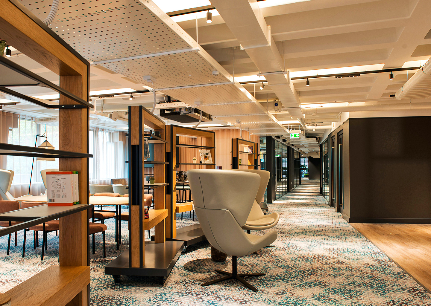 111 Piccadilly Meeting Areas - Manchester - JSJ UK Joinery Specialist