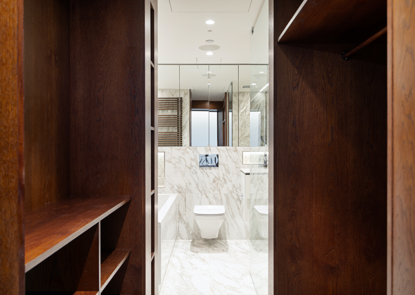 Essoldo House Bespoke Bathroom by JSJ UK